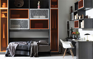 California Closets Wall Bed