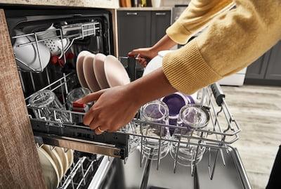 KitchenAid FreeFlex Third Rack Dishwashers