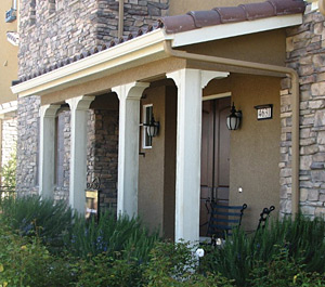 Add curb appeal by enhancing your porch for Fypon columns