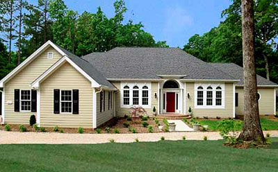 Advantages of single story living for Sprawling ranch house plans