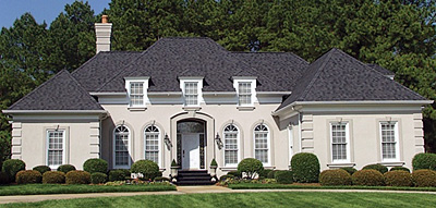 Architecture styles by country - French style house plans pastoral elegance ...
