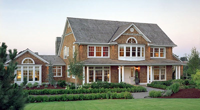 Architectural Stylesclick to view plan HHF    a farmhouse plan  Popularized in New England
