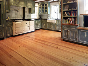 Elmwood Reclaimed Timber Wide Plank Hardwood Flooring
