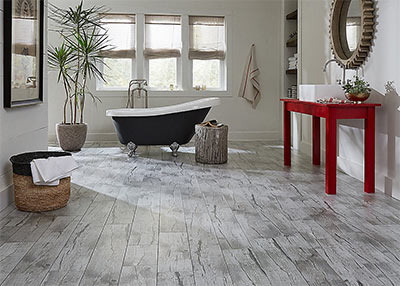 Beautiful Waterproof Flooring For Your Bathroom