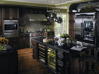 Lovely Sub Zero And Wolf High End Appliances