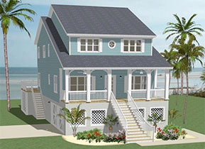 Build your own beach getaway for Design your own beach house