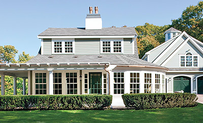 Integrity Wood-Ultrex Double Hung Windows