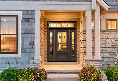 Therma-Tru Doors Homeward Glass