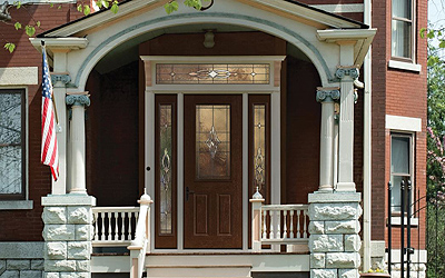 Therma-Tru Doors Wellesley Glass