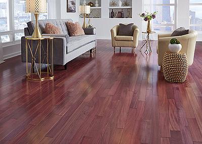 Lumber Liquidators Bellawood Select Purple Heart