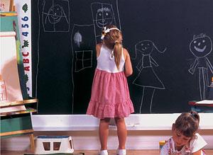 Benjamin Moore Chalkboard Paint