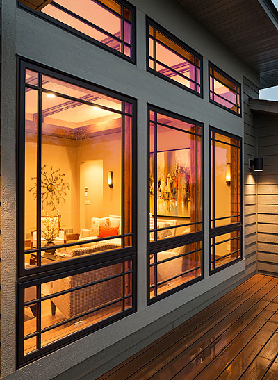 Integrity® from Marvin® Wood-Ultrex Casement Windows
