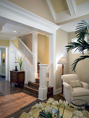 enhance your home with attention grabbing accents decorative interior millwork - Home Design Articles