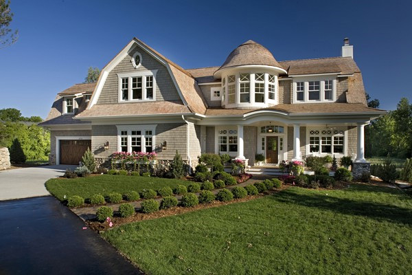 luxury craftsman house plan