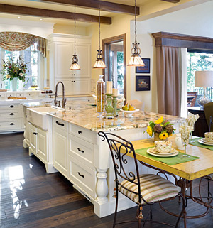 5 Efficient Kitchen Layouts for Your New Home