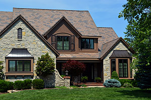 DaVinci Roofscapes Bellaforte Slate and Shake Tiles