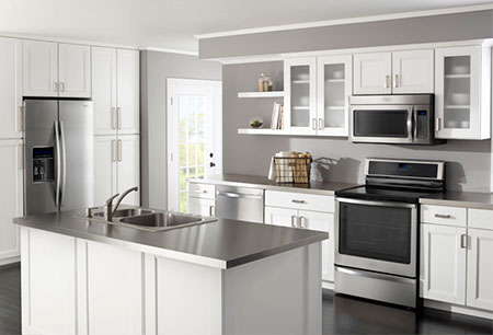 Whirlpool Stainless Collection