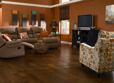 hardwood floors from Virginia Mill Works