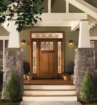 Fabulous & Eco-Friendly Front Entry Doors
