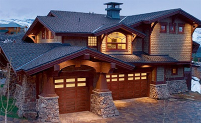 Gorgeous efficient garage door designs for Gorgeous garage