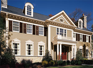 Benjamin Moore Affinity Color Collection Quintessential Colonial