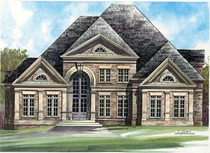 House Plan #8091