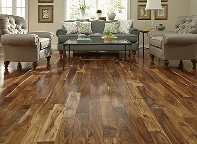 Bellawood Engineered Acacia Quick Click