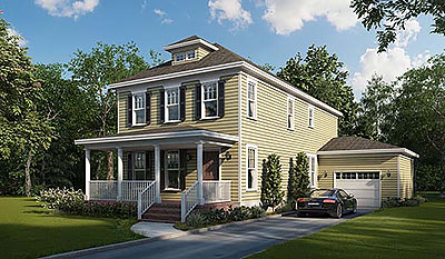 House Plan 1625