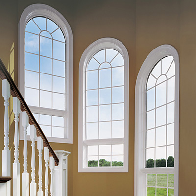 Integrity from Marvin Windows and Doors Wood-Ultrex Round Top