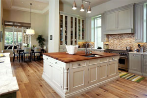 EnGRAIN Wood Countertops