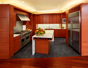 Make your kitchen and house wow with wood veneer for Oakwood veneers