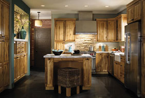 Lovely ... Cabinetry Is The Perfect Addition To Any Rustic Kitchen Design
