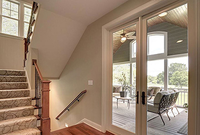 Integrity Wood-Ultrex Outswing French Door