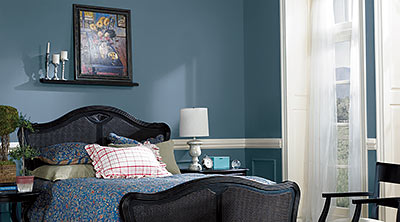Sherwin-Williams Smoky Blue