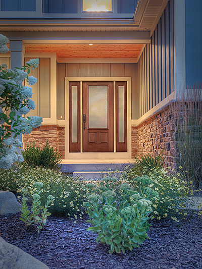 Protect your home with impact rated and weatherized doors for Impact rated doors