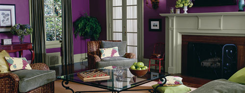 Sherwin-Williams Living Room
