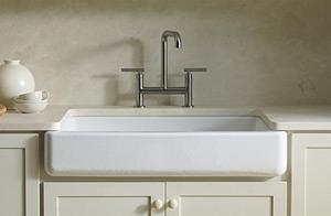 Kohler® Whitehaven Apron-Front Sinks
