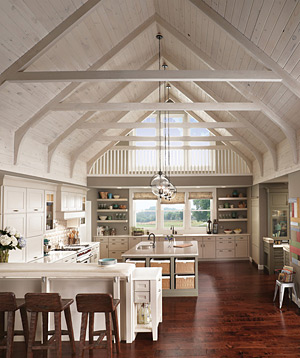KraftMaid® Modern Farmhouse Trend