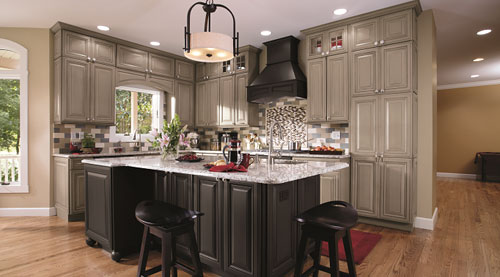 custom organization accessories for your kitchen cabinets