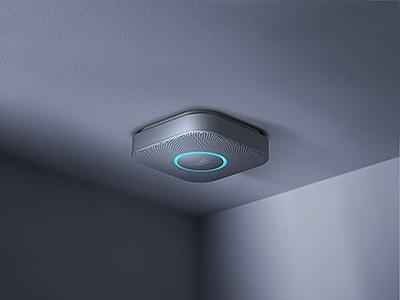 Nest Protect Smoke Plus Carbon Monoxide Alarm