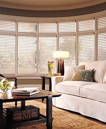 fabric horizontal blinds