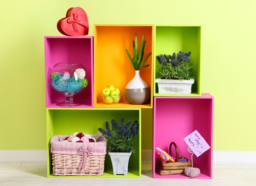 2 tips for more efficient and elegant storage spaces