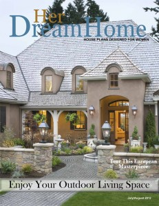 Her Dream Home: Outdoor Living Spaces