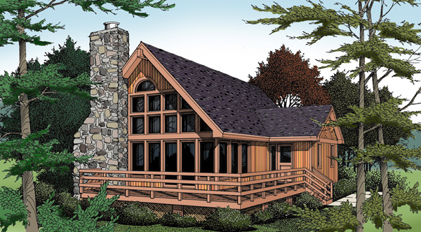 Top 10 best selling lake house plans 2 will make you jealous dfd house plans - Two story holiday homes ...