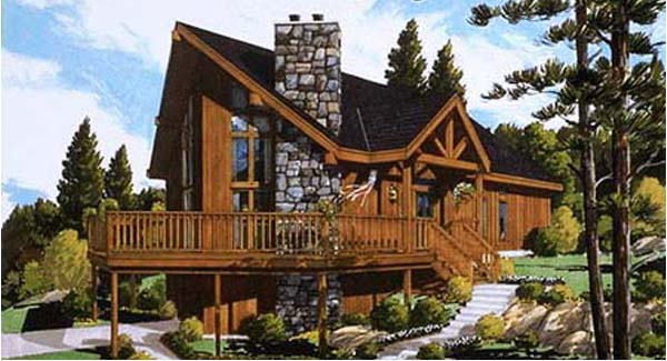 plan 5631 this plan features 3 bedrooms and 2 baths over 1500 square feet as well as an amazing outdoor space - Lake House Plans