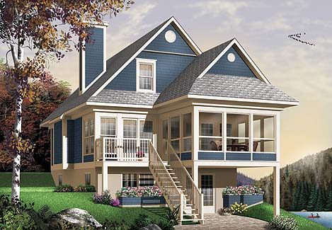 Astounding Top 10 Best Selling Lake House Plans 2 Will Make You Jealous Largest Home Design Picture Inspirations Pitcheantrous