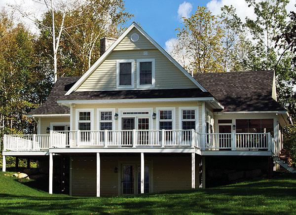 House Plan 1141 Exterior