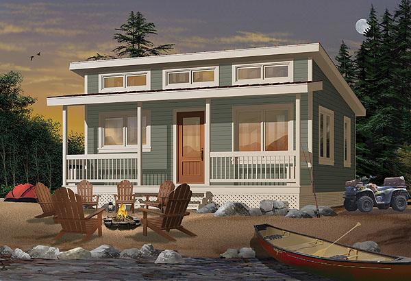 House Plan 1492