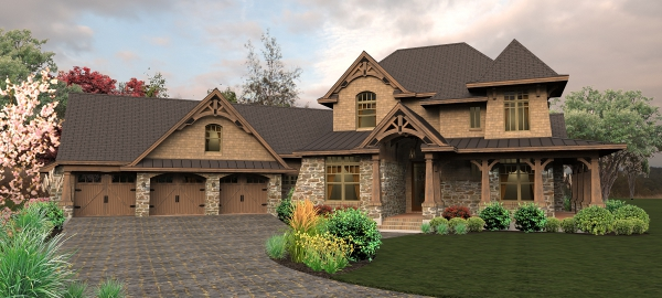 7 Amazing Craftsman House Plans That Will Make You Jealous - Dfd