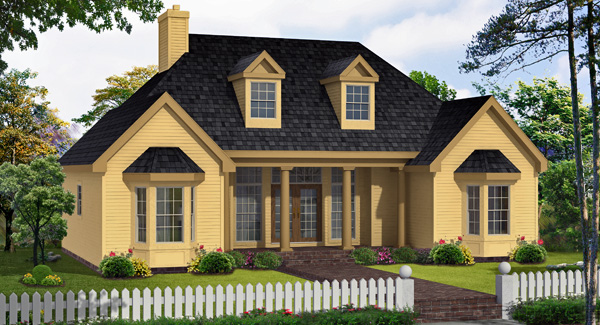 Our most popular budget friendly house plans dfd house plans for Best ranch house plan ever
